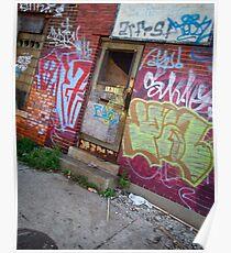 door (project: desolate) Poster