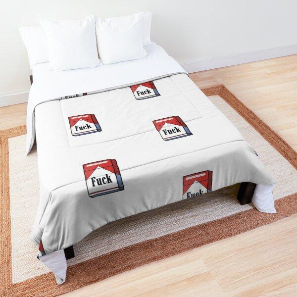 DONT SMOKE Comforter