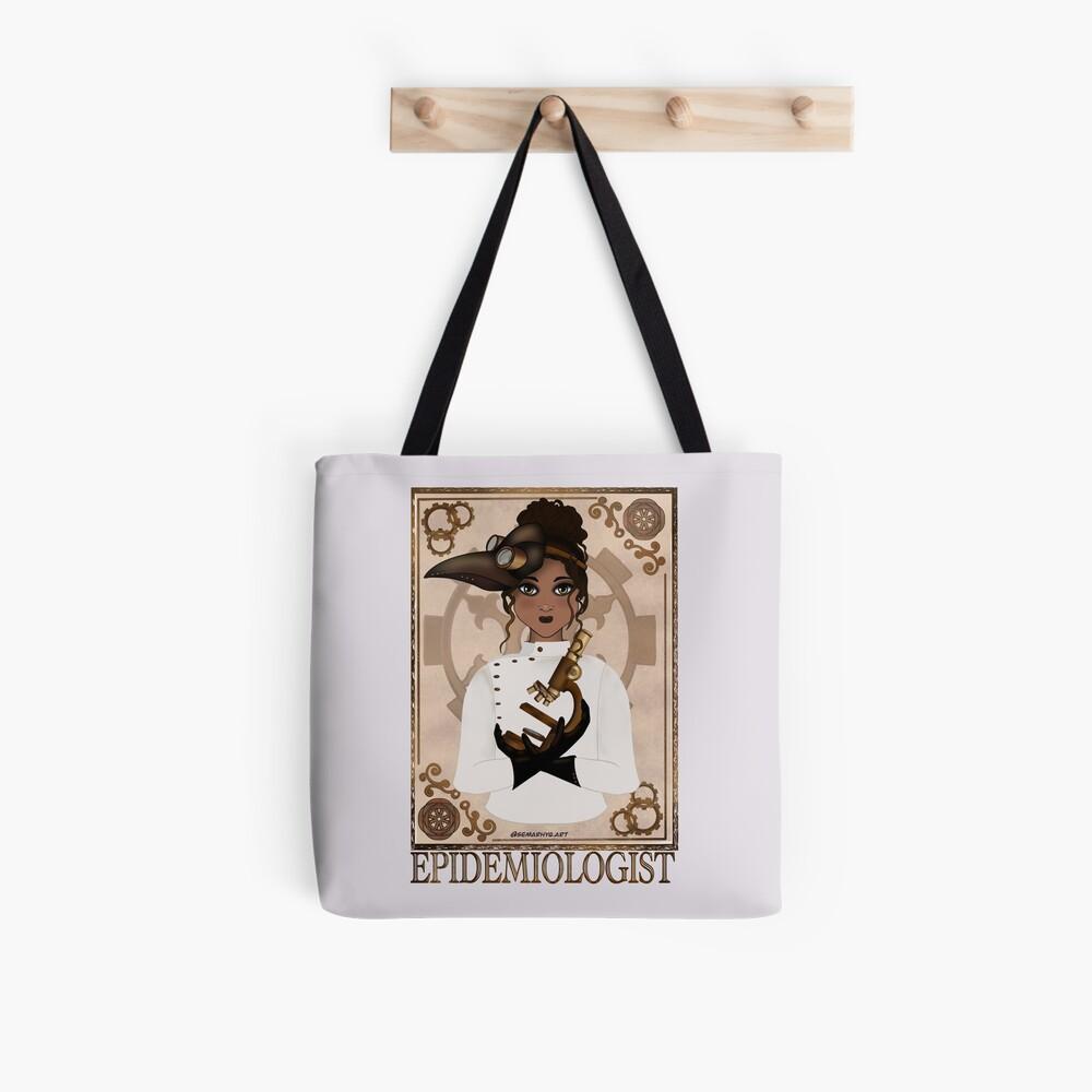 Epidemiologist (SteamPunk Art) Tote Bag