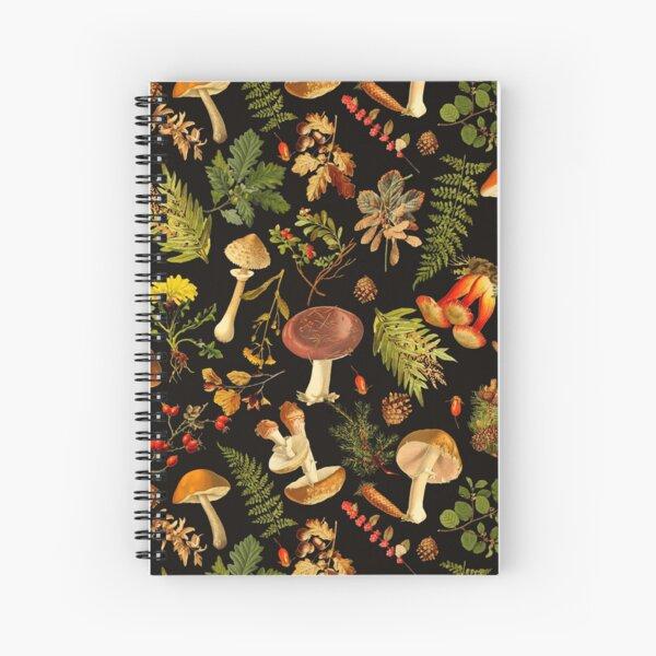 Thanksgiving Harvest  Spiral Notebook