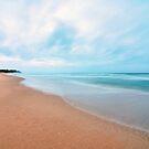 Peaceful Morning - Bateau Bay Beach by Jacob Jackson