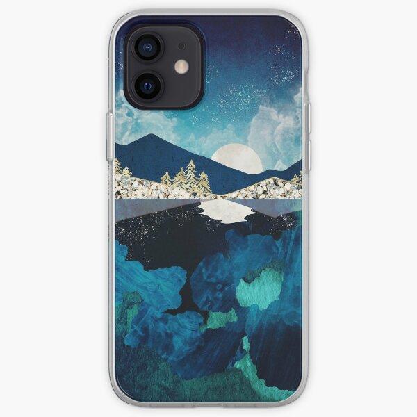 Midnight Water iPhone Soft Case