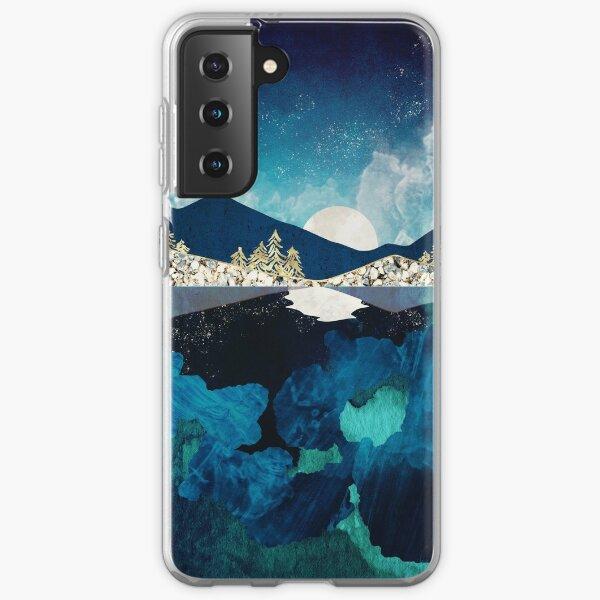 Midnight Water Samsung Galaxy Soft Case