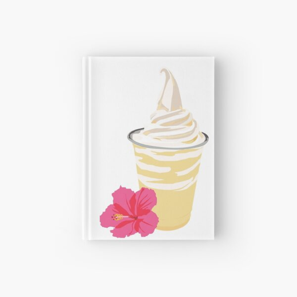 Dole Whip Hardcover Journal