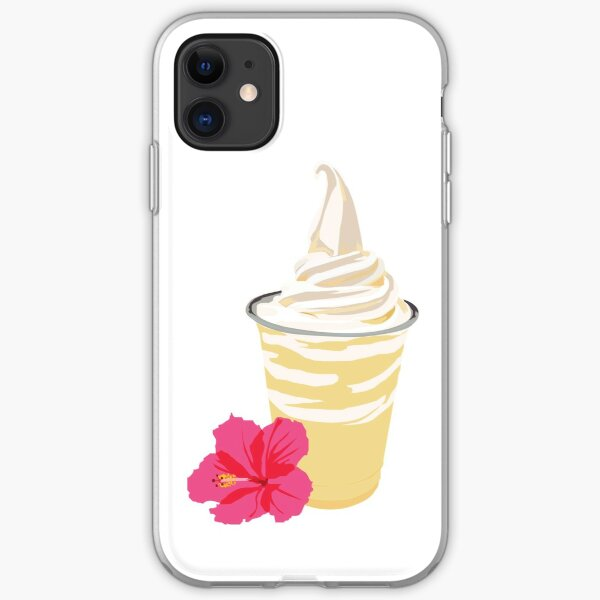 Dole Whip iPhone Soft Case