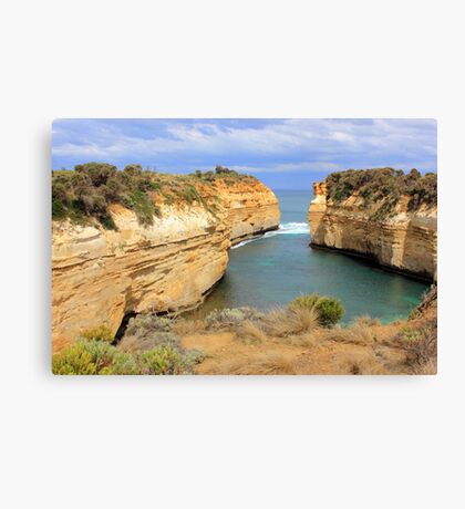 Loc Ard Gorge Canvas Print