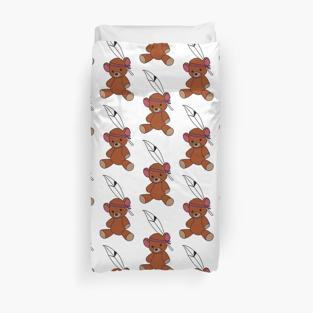 Neverland Bear! Duvet Cover