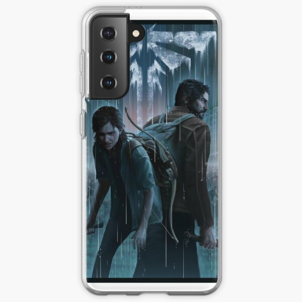 The Last Of Us Ellie and Joel Samsung Galaxy Soft Case
