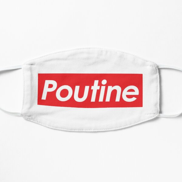 Supreme Poutine Mask
