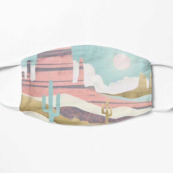 Desert Sun Flat Mask