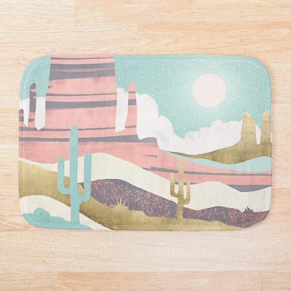 Desert Sun Bath Mat