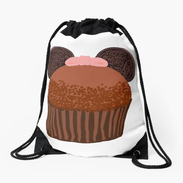 Minnie Cupcake! Drawstring Bag