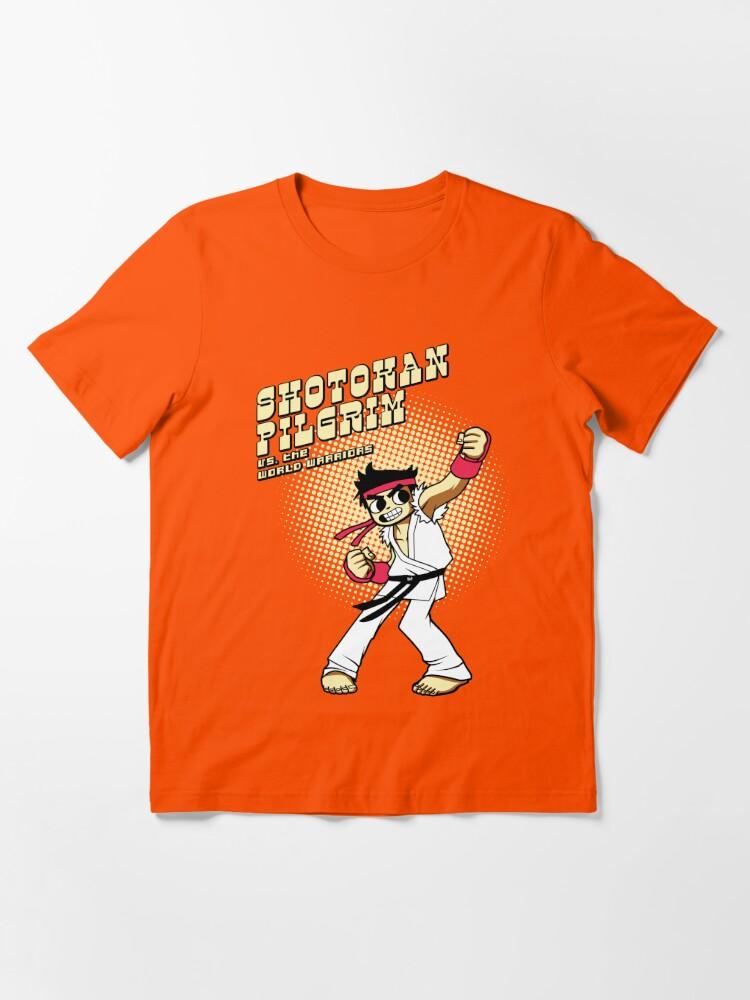 Alternate view of Shotokan Pilgrim Essential T-Shirt