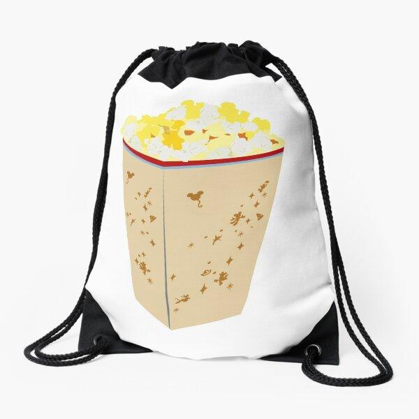 Popcorn! Drawstring Bag