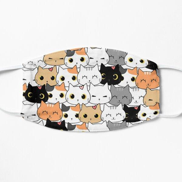 Cat Pattern Mask