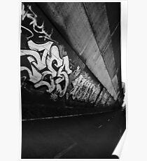 Sydney Graffiti #7 Poster
