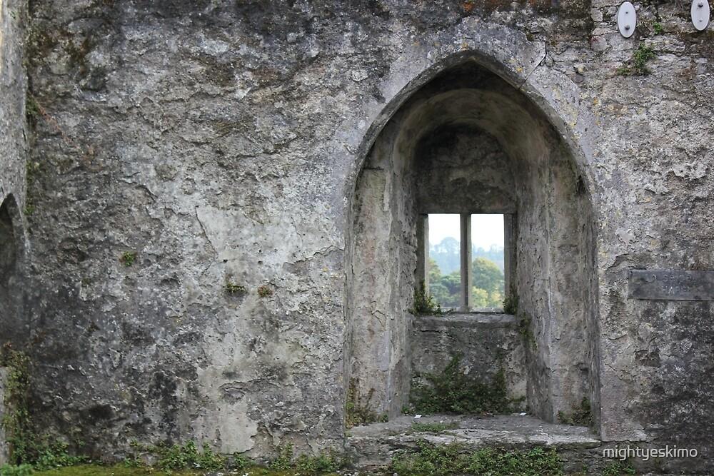 Wistful Window by mightyeskimo