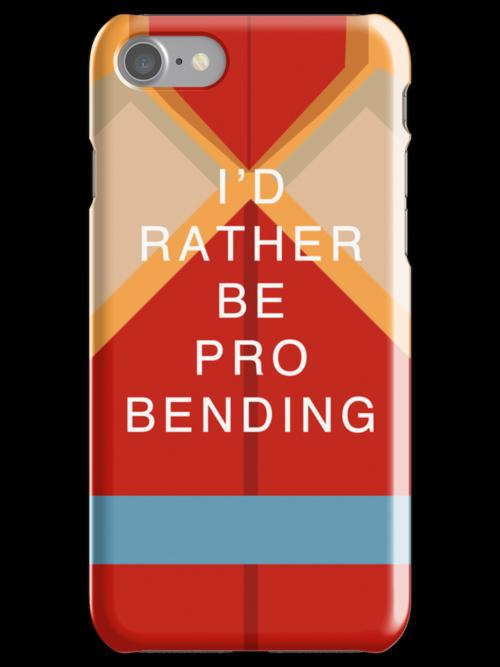 Rather Be Probending (Korra) by Caroline Kilgore