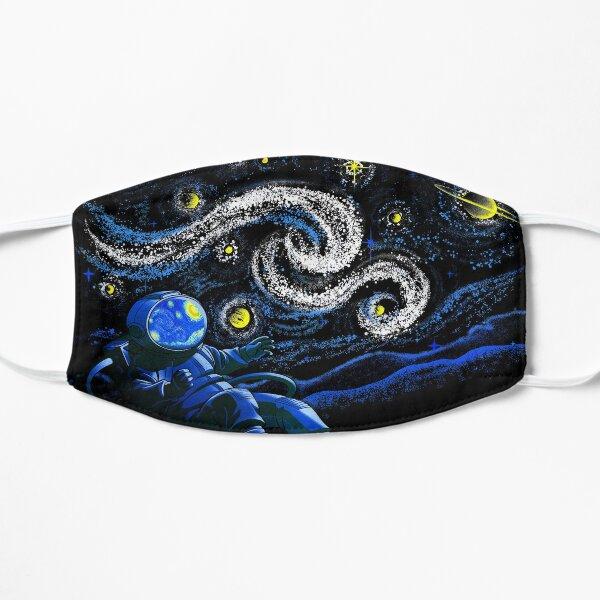 Starry Night Gravity Flat Mask