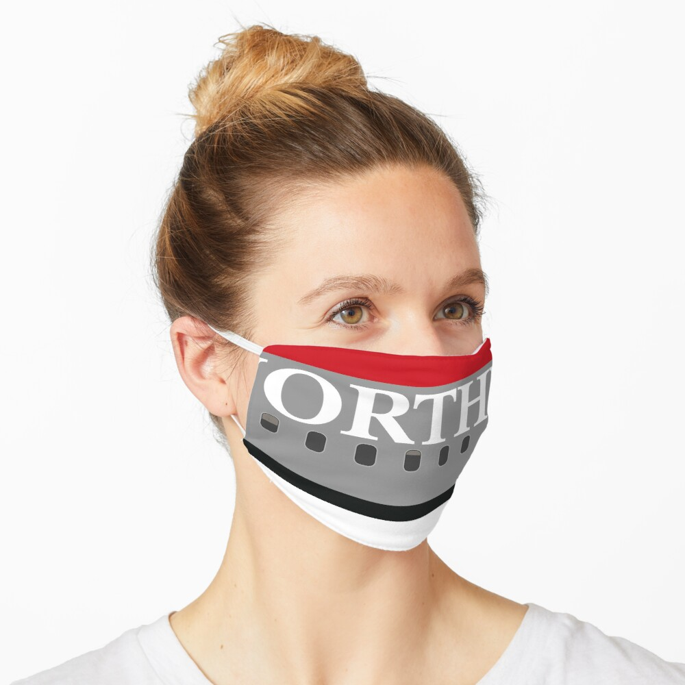 Plane Tees - Northwest Airlines Mask