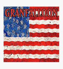 Granfalloon Photographic Print