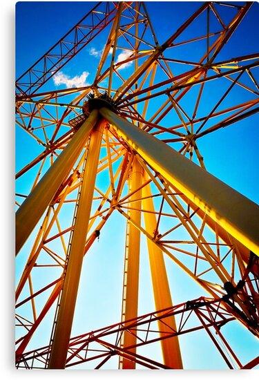 Ferris Wheel  by Emma  Gilette