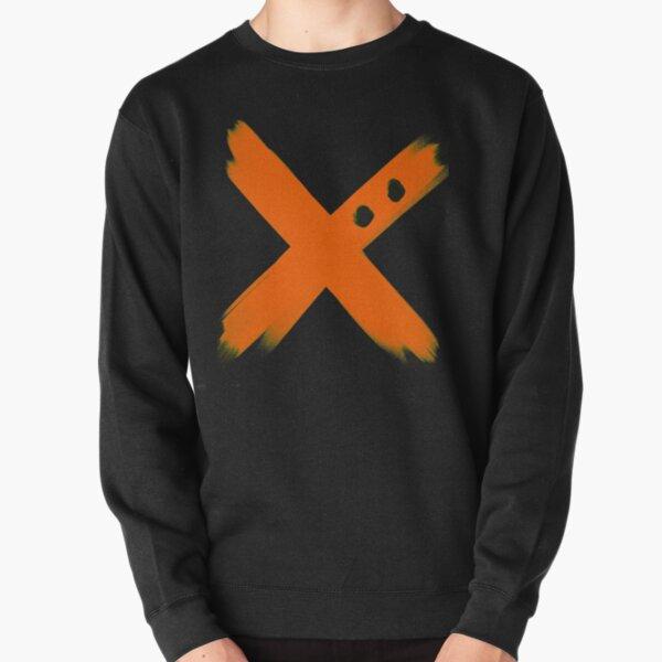 Bakugou cross Pullover Sweatshirt
