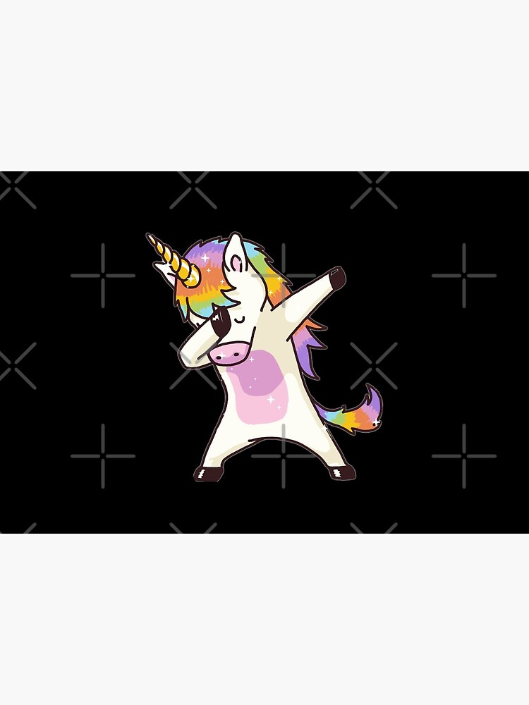 Unicorn Dabbing by SterlingTales