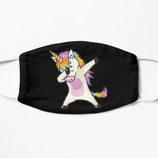 Unicorn Dabbing Mask