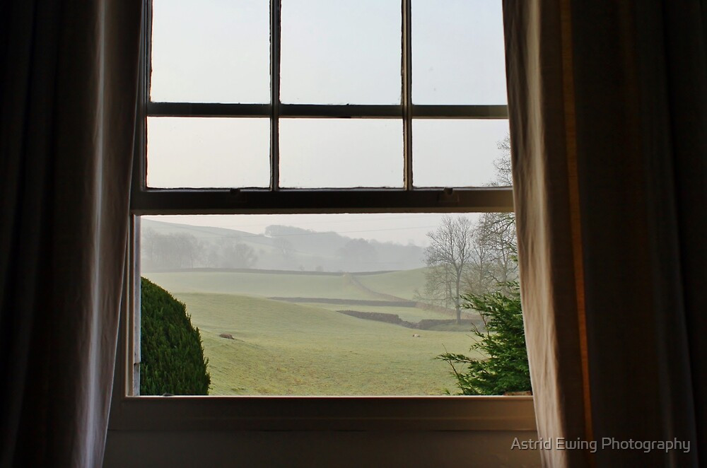 Room with a view... by Astrid Ewing Photography