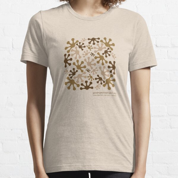 Moo Cow Brown Essential T-Shirt