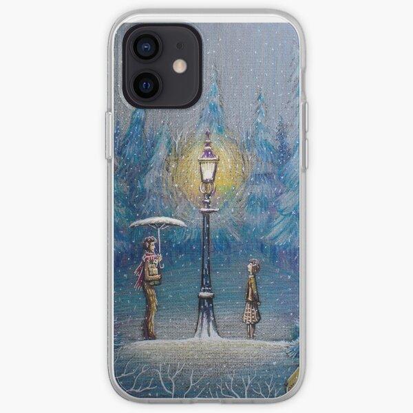 Narnia Magic Lantern iPhone Soft Case