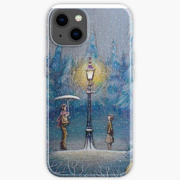 Lanterne magique Narnia Coque souple iPhone