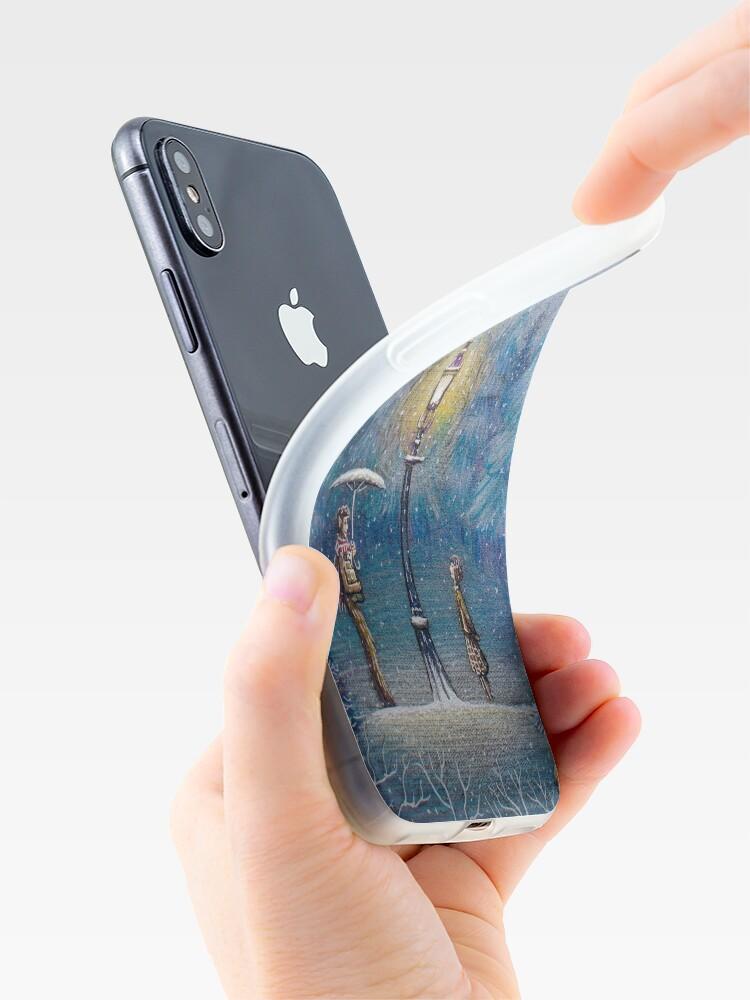 Alternate view of Narnia Magic Lantern iPhone Case & Cover