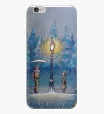 Narnia Magic Lantern iPhone Case