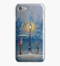 Narnia Magic Lantern iPhone Case/Skin