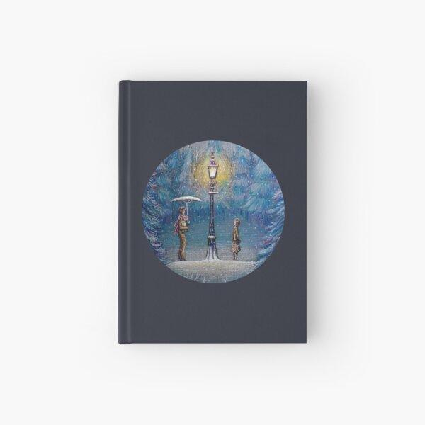 Narnia Magic Lantern Hardcover Journal