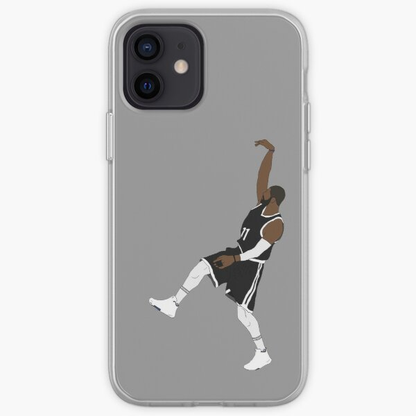 Kyrie Irving, Hold It (Nets) iPhone Soft Case