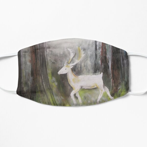 The White Stag Mask