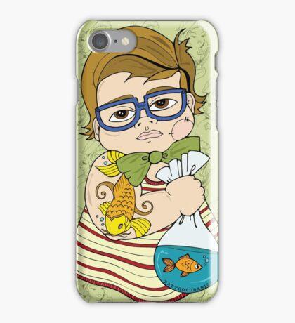 Tattooed Baby 003 iPhone Case/Skin