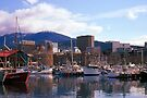 Victoria Dock, Hobart, Spring 2010—Kodachrome 64 by BRogers