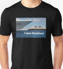 I Love Cruising Unisex T-Shirt