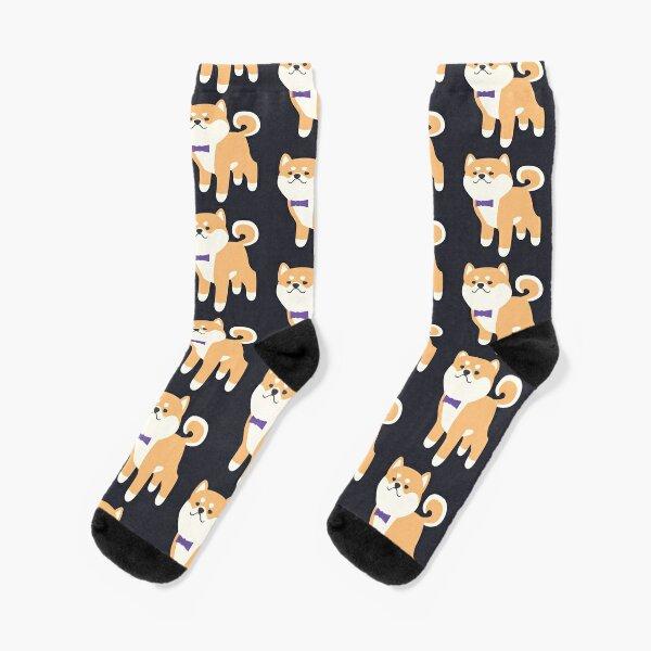 Bichon Frise Dog Breed Pattern #2 Men-Women Adult Ankle Socks Novelty Socks