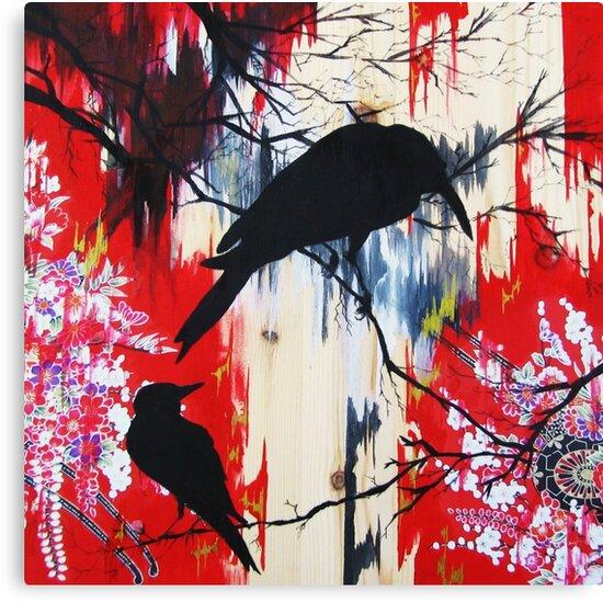 black birds 1 by Julietg
