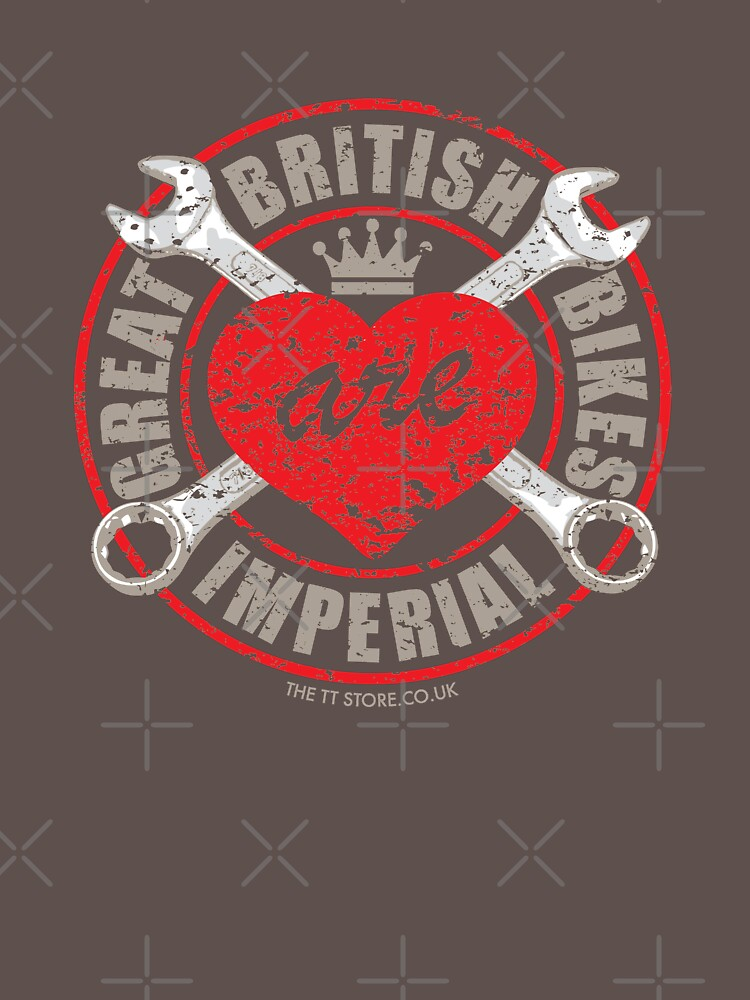 Great British Bikes are Imperial! by Bigs66
