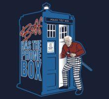 Biff has the Phonebox!