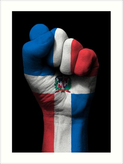 fist raised republic sound