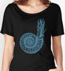 ANCIENT SEA Women's Relaxed Fit T-Shirt