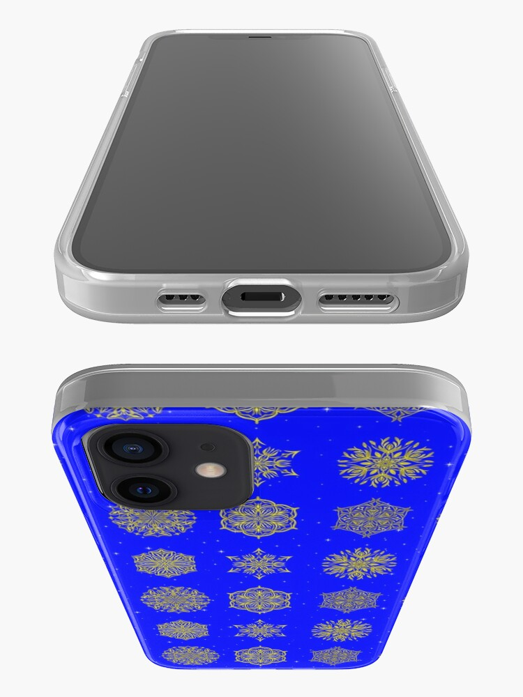 Alternate view of Shining Skies, Woven Gold iPhone Case & Cover
