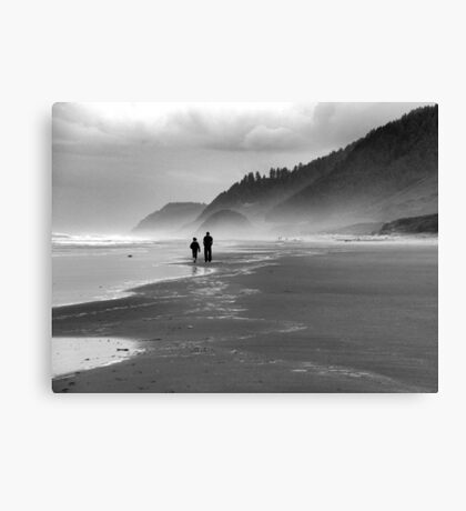 Father and Son~ Canvas Print
